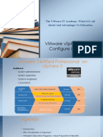 VMware Certified Professional on VSphere