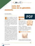 Importancia de la detección temprana del cancer de mama