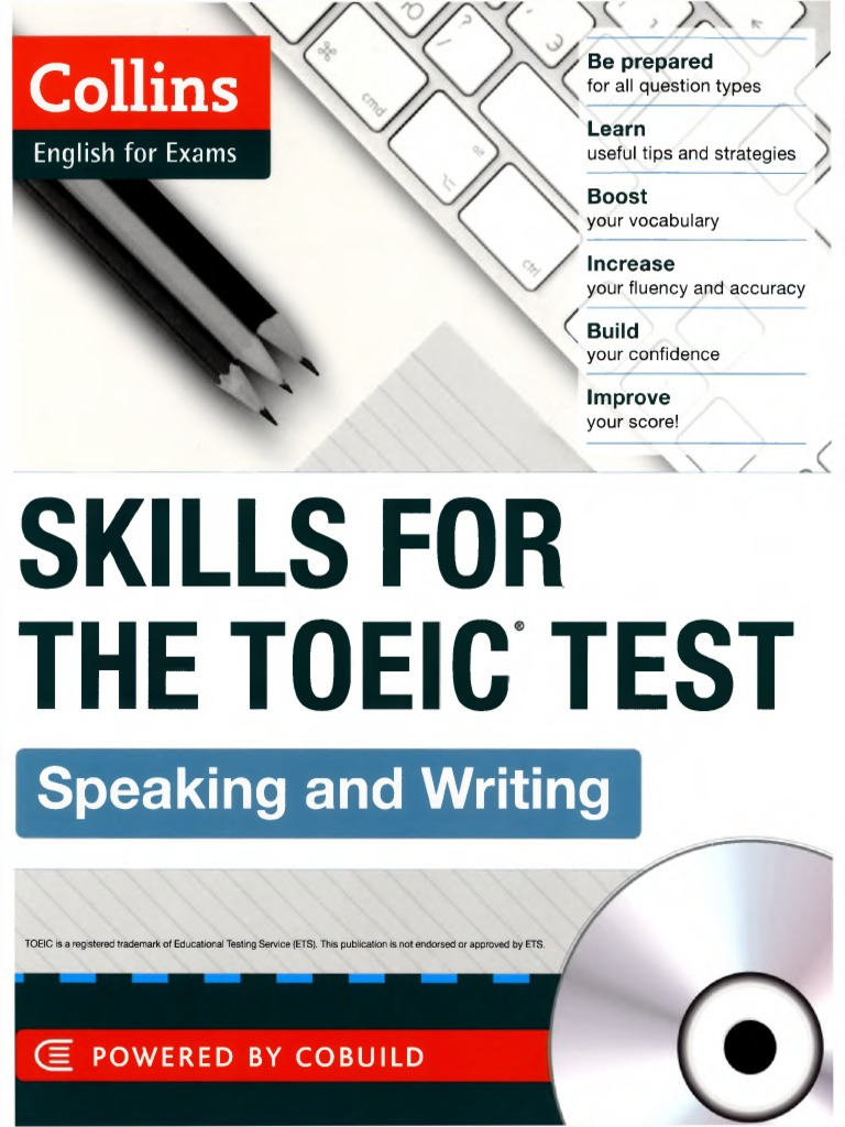 Skills for the toeic test speaking and writing stress linguistics skills for the toeic test speaking and writing stress linguistics test assessment fandeluxe Image collections