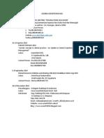 Agenda Kedokteran Gigi