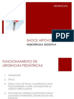 Shock Hipovolemicorwerwe
