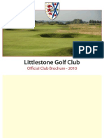 06 01 10 - Low Res - Little Stone Golf Club Brochure