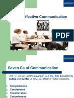 7 C's of Effective Communication - Business Communication Course
