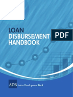Loan Disbursement Handbook