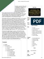Star Wars - Wikipedia, The Free Encyclopedia