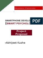 Smart Psychologist Project Report
