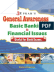 General Awareness Basic Banking & Financial Issues [PDF] ~Stark