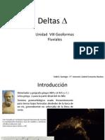Deltas Geomorfologia