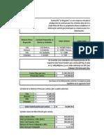 Finanzas Excel