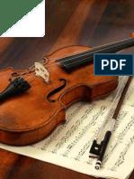 Turning Page - Sleep at Last (Violin 2)