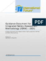 Guidance Document for Isam