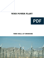 4. Wind Power Plant