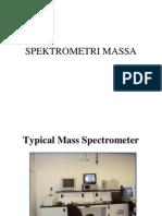 Kuliah Ke 6 & 7 Spektro MS