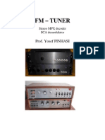 Mpx Stereo Sca-fm Tuner