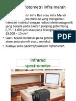 Kuliah 4 & 5 Spektro IR 2014