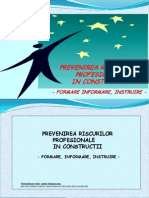 ghid prevenirea riscurilor profesionale in constructii - formare, informare, instruire.pps