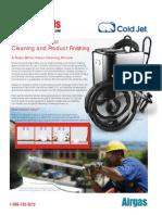 Dry Ice Blasting Brochure