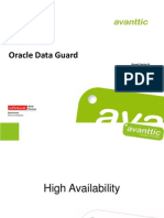 Oracle Data Guard AFR v1.1
