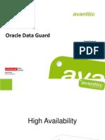 Oracle Data Guard AFR v1.1