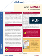 Core ASP Net reference sheet