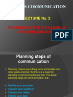 2. PLANNING STEPS & CHANNELS OF COMMUNICATION.pptx