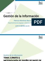 GI 2.1-Metodologia Diseno BD
