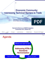 The ASEAN Economic Community
