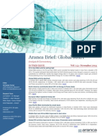 Global M&A - November 2014 | Aranca Newsletter