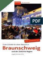 Gute Gründe für Braunschweig / November2014