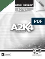 A2K4 Manual Del Instalador