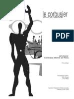 Cgriffin - Le Corbusier