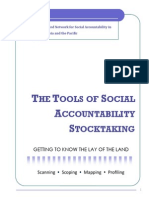 57 Social Accountability Stocktaking