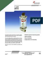Water in Oil Detector