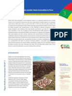 The PMCA and potato market chain innovation in Peru. Papa Andina Innovation Brief 3.