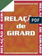 # Relação de Girard