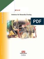Biomedical Brochure