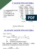 Alavancagem-Financeira