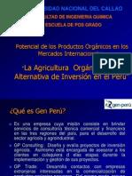 Productos Orgánicos - Gen Peru