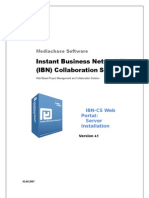 IBN 4 5 Server Installation