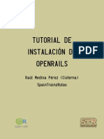 Tutorial InstalacionOR