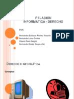 Presentación Informática y Derecho
