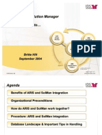 51123370 Aris Sap Solution Manager How to Integrate 120613093529 Phpapp02