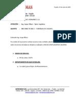 Informe Tecbnico Serbaman Rotor Ventilador