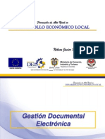 Gestion Documental Electronica SISTEMAS de INFORMACION