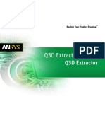 Ansys q3d Extractor Brochure 14.0
