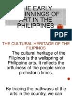 LESSON 5 - Philippine Art
