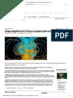 Campo Magnético de La Tierra Se Prepara Para La Inversión – RT