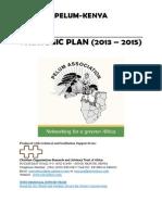 PELUM Kenya Strategic Plan 2013 2015