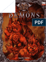 The Slayer's Guide to Demons