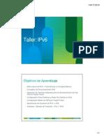 Taller IPV6_Redes Informaticas
